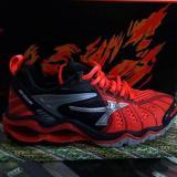 ... Sepatu Volly   Badminton   Tennis Mitzuda Light Verza Duo Merah  (ORIGINAL) - 3 46a4f9cec8