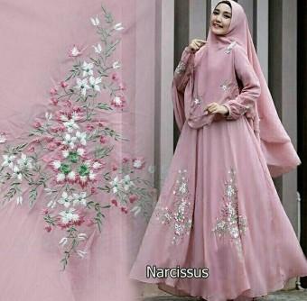 Shoplous Fashion Muslim  Gamis muslim   gamis wanita  fashion muslim   gamis  murah  eca86a69a5