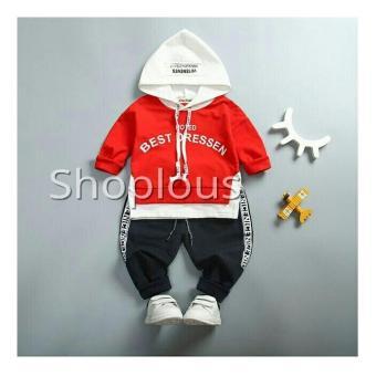 Shoplous Set Anak/ Pakaian baby/ Set Kenzo Anak /pakaian anak laki laki/