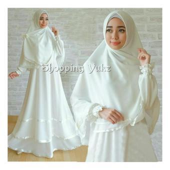 Cek Harga Baru Shopping Yukz Baju Gamis Muslim Syari Fitri Dapat