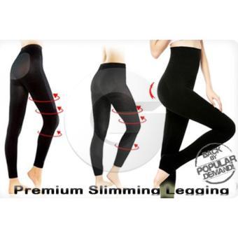 SISEKSI - Slimming Night Legging Ketat Bentuk Perut Paha Seksi Cantik