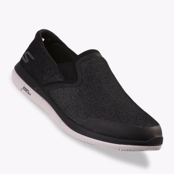 Skechers Go Flex - Executive Men's Leisure Shoes - Hitam - PSNET8