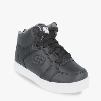 Skechers S Lights  Energy Lights - Gusto Flash Boy s Sneakers Shoes - Hitam 0d03eee781