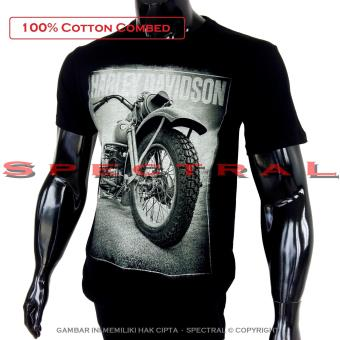 Fitur Spectral Kaos Distro T Shirt Fashion 100 Cotton Combed 30s
