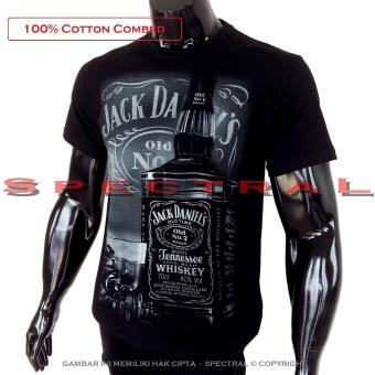 Spectral - Kaos Distro T-Shirt Fashion 100% Soft Cotton Combed 30s Pria  Wanita 418b2683e1
