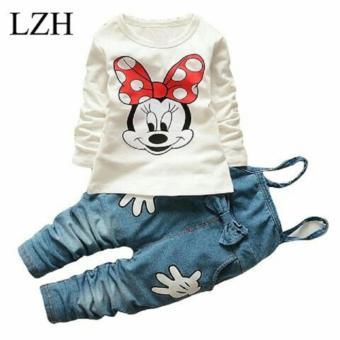 Stelan Baju Anak - Pakaian Anak Perempuan - Fashionable - Jump Suit Mini Kids