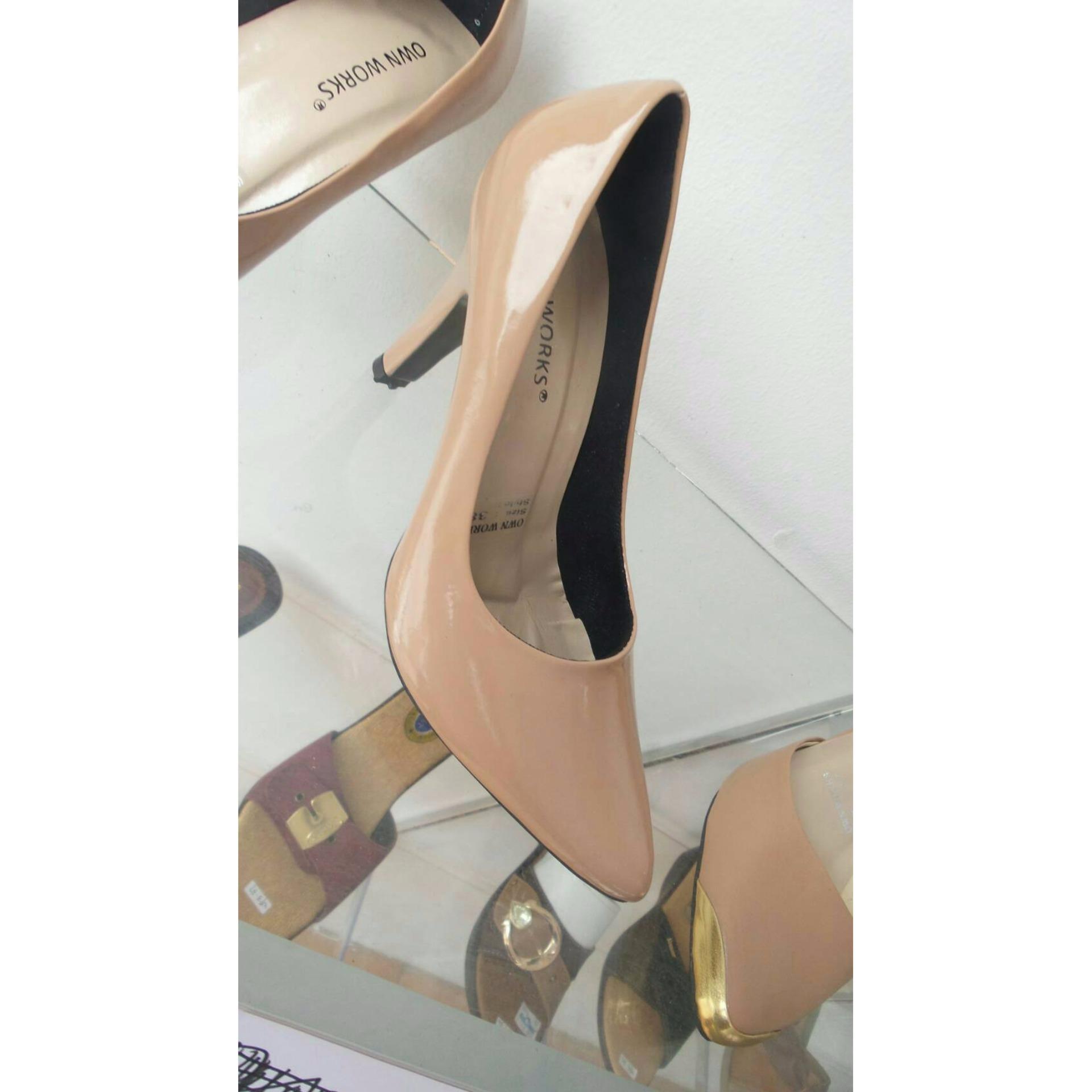 Bandingkan Toko Stiletto Heels Original Own Works harga baru Hanya Rp92 340