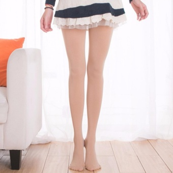 Stocking Pantyhose 120 D Skin-Nude Kulit Apple