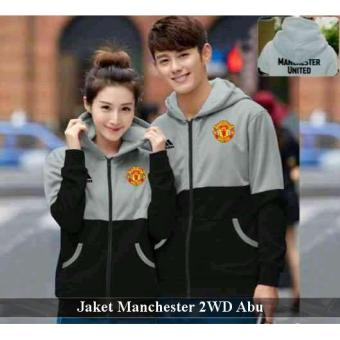 Supplier Couple Jaket - PROMO Couple Online - Jaket Manchester 2WD Abu