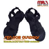 Suzuran Sandal Gunung Crosser (MR1) Black - 2