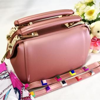 TAS DOCTOR TALI STUDED JELLY MATTE