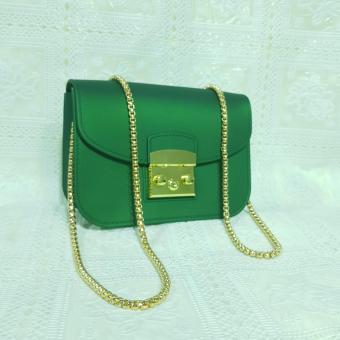 tas Jelly matte mini bag fashion impot uk 18cm jelly matte terbaru promo cuci gudang