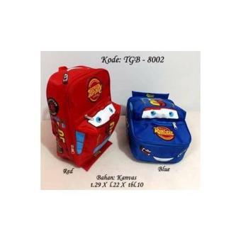 Tas Ransel Sekolah Anak Tk Cars Lucu Harga Murah Tgb-8002 - C5D959 ...