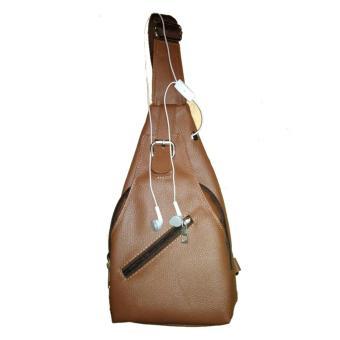 Cek Harga Baru Tas Selempang Slempang Pria Kulit Premium Sling Bag ... edbac637f2