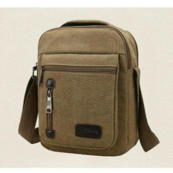Tas Selempang sport Clasick Canvas Shoulder Bag sling bag 9015 - 12 ZV