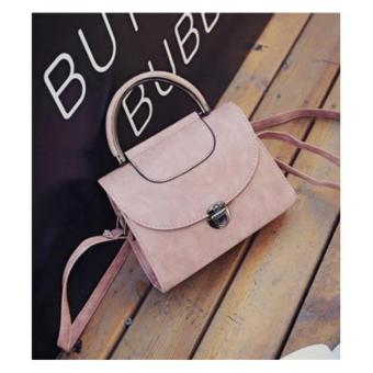 Tas Wanita Batam Retro Handbag Korean Shoulder Bag Style BS25