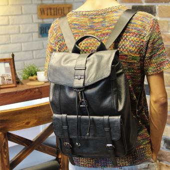 Tidog Jepang dan Korea Selatan angin tren fashion Korea santai tas travel tas pelajar - International