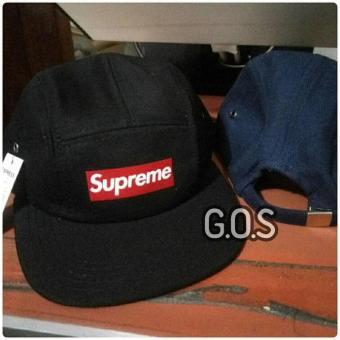 5572ef18 Topi Baseball 5 Panel Supreme Premium Topi Snapback Supreme Premium - Mv1eq0