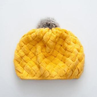 harga Topi Bayi Nanas - Yellow Pineapple Hat Yellow Topi Anak Rajut Kupluk Korea Baby Talk - Pineapple Hat - Topi Rajut Motif Nanas Untuk Bayi Balita dan Anak Lucu Import Lazada.co.id