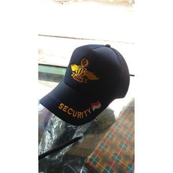 Fitur Topi Security Satpam Logo Sayap Unsxke Dan Harga Terbaru ... 38426070c4