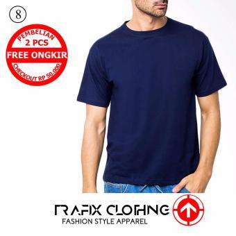 Harga Gildan Softstyle 63000 Kaos Polos Navy PriceNia com Source · TRAFIX Kaos Polos Pria Premium