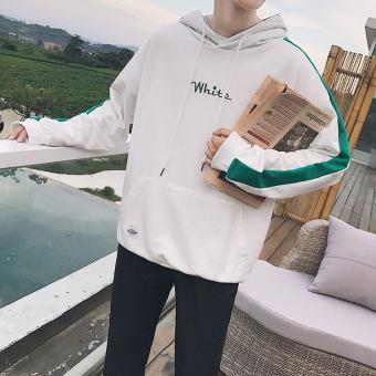 Sweater Laki-laki Berkerudung Versi Korea