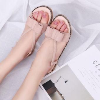 Ubutik Sandal Wanita Teplek Pita MD Salem