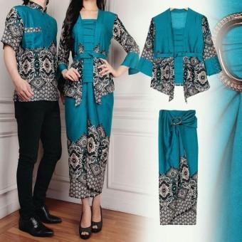 harga Baju Wanita DE Couple Kebaya Kutu Baru Pria Modern Batik Pasangan Gilang 3in1  Batik Couple  Kemeja Batik  Maulana Baju Kemeja Couple Terbaru Berkualitas [Tosca) Lazada.co.id