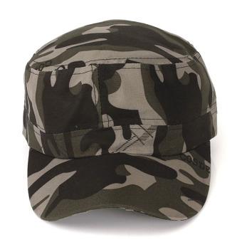 Adapula Pelindung Matahari Kamuflase Militer Angkatan Darat Tentara Topi  Rimba Topi-  503d7d2fdd