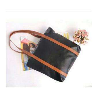 universal tas fashion wanita tote bag-candy bag hitam