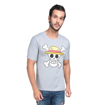Vanwin - Kaos T-Shirt Distro Premium Anime One Piece Logo