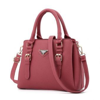 Vicria Tas Branded Wanita - Korean High Quality With Exclusive Design - SOFT PURPLE