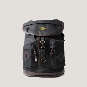 Visval Tas Ransel Laptop Backpack Juno - Black