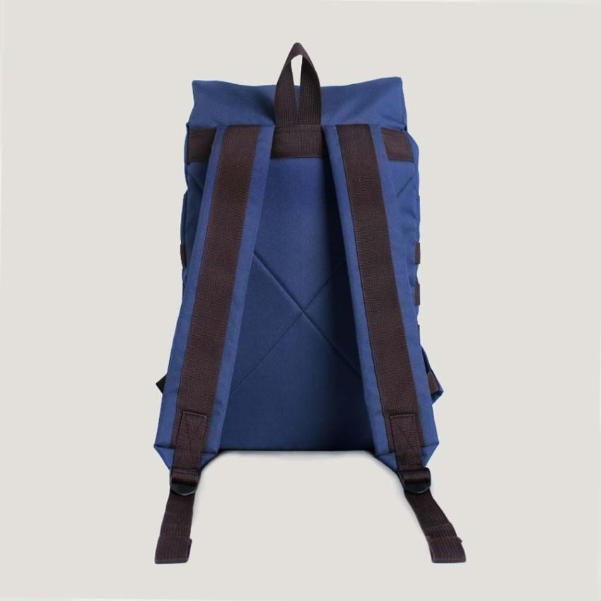 ... Visval Tas Ransel Laptop Backpack Zoom - Navy - 4 ...