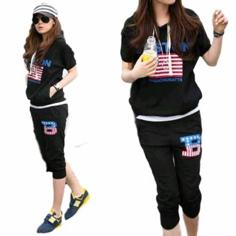 Vrichel Collection Stelan Boston (Hitam)