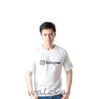 Walexa Kaos Distro INSTAGRAM Kualitas Premium