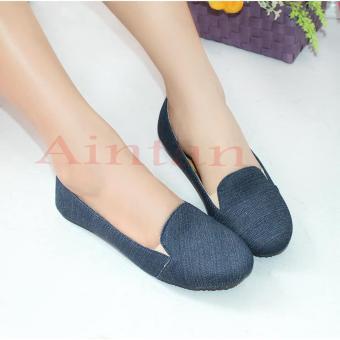 Aintan Flat Shoes Develop 52 Sepatu Balet Multicolor Free Sandals Source · Aintan 11 Sepatu Balet hitam Free Sandals Source Woman Choice Flat