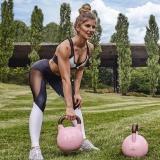 ... Women High Waist Sports Gym Yoga Running Fitness Leggings Pants Workout Clothes - intl - 3 ...