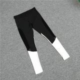... Women High Waist Sports Gym Yoga Running Fitness Leggings Pants Workout Clothes - intl - 5