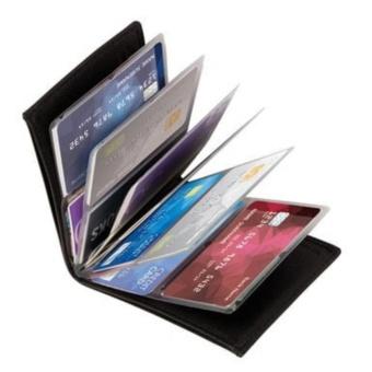 Wonder wallet Dompet kartu atm ktp kartu kredit nama isi 24 -KTD004