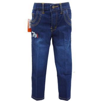 YeGe Celana Anak Junior Panjang Denim Biru