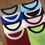 ... YGTSHIRT - T-shirt Ringer Tee Cewek / Kaos Wanita / Tshirt Cewe Cotton Combad