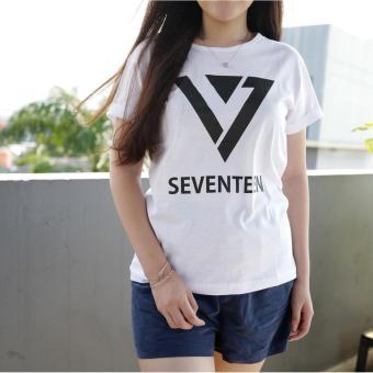 YGTSHIRT - T-shirt SEVENTEEN Tumblr Tee Cewek / Kaos Wanita / Tshirt Cewe Cotton