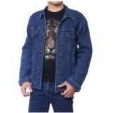 Yonkers Merch Jaket Jeans Denim Men's - Biowash - 2