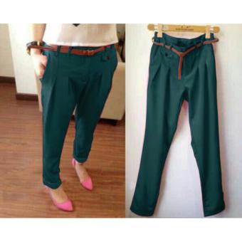 Yuki Fashion Pants Coco Wanita - Tosca