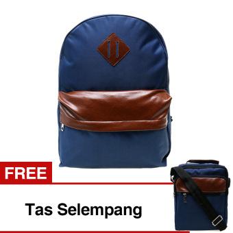 Aluz Sg1 Tas Selempang Pria Keren Denim Waterproof Hitam Update Source · Zada Tas Backpack Pria