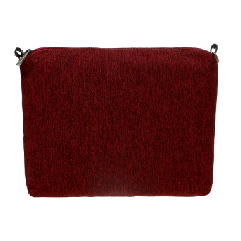 Zada Valerie Pouch - Maroon