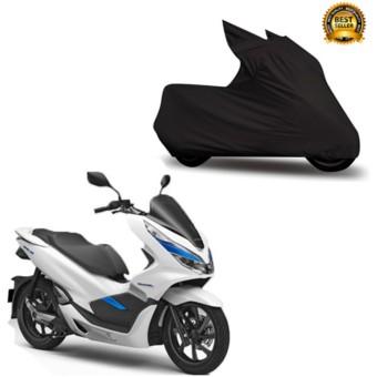Cover / Mantroll / Sarung Honda PCX - Hitam