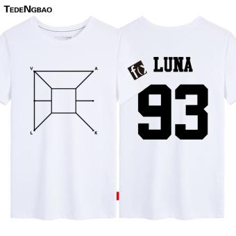 Zhou Bian konser harus membantu melawan t-shirt (Putih 2)