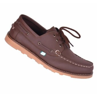 ZimZam Sepatu Zapato Rajut Brown